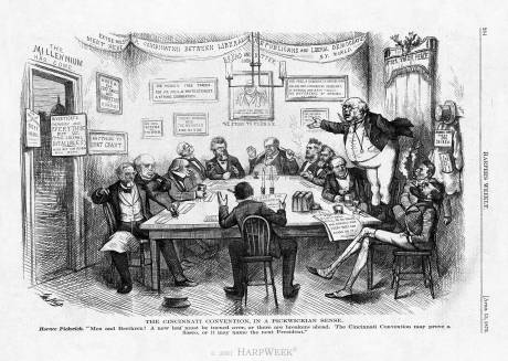 """The Cincinnati Convention, In A Pickwickian Sense"""
