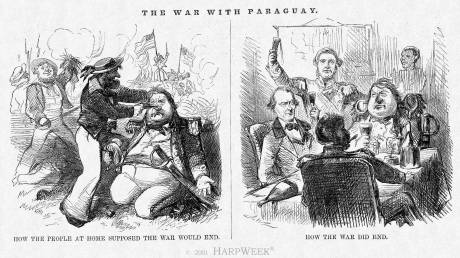 """The War with Paraguay"""