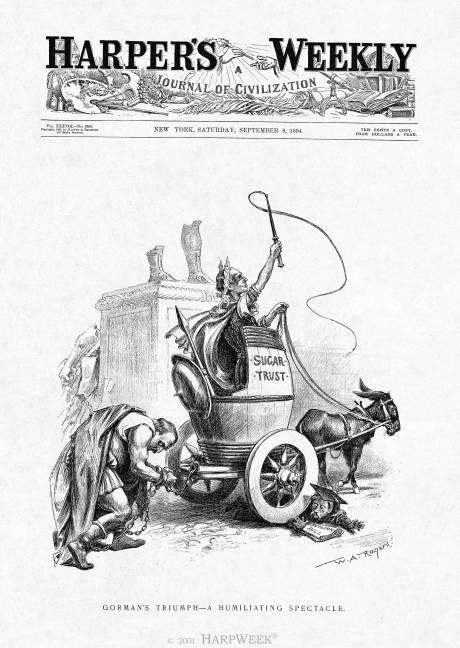�Gorman�s Triumph - A Humiliating Spectacle�