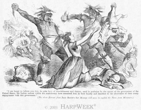 Harpweek Cartoon Of The Day