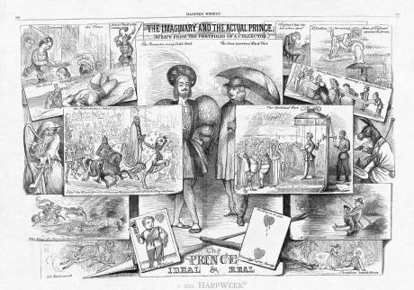 """The Prince:  Ideal & Real"""